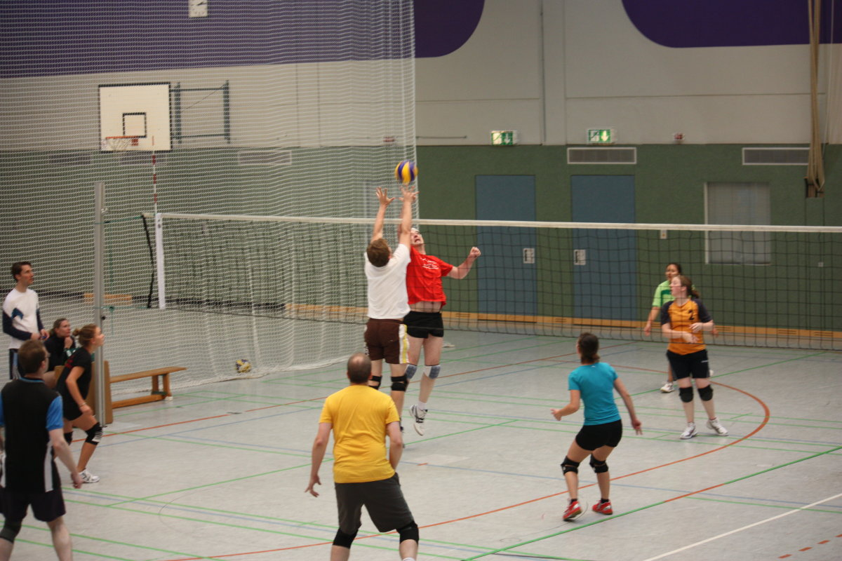 7. Volleyball Mixed-Turnier