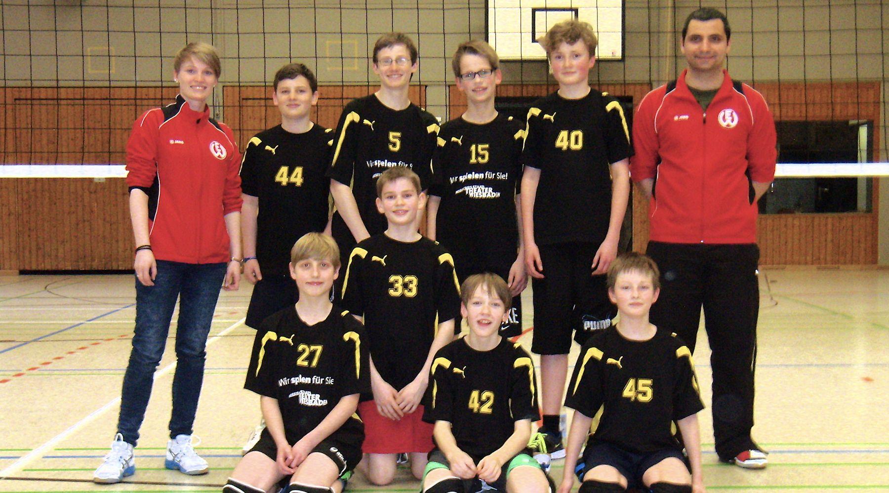 U14 männlich – Südwestdeutsche Meisterschaften