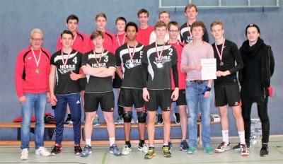 U18 Hessenmeisterschaft in Wiesbaden