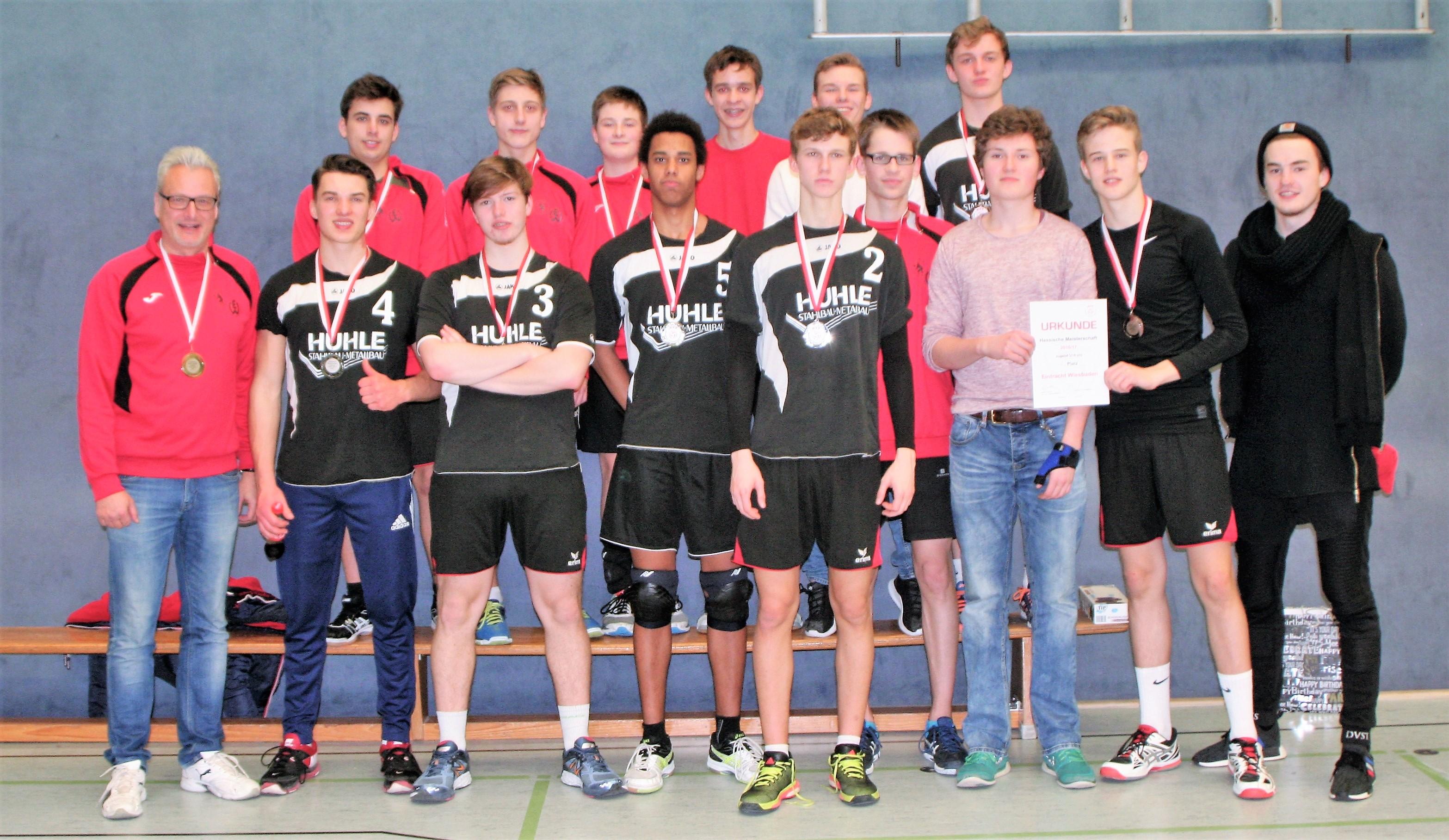 Spannende Hessenmeisterschaft in Wiesbaden