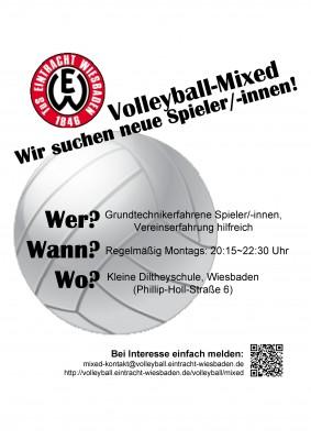 Einladung Volleyball