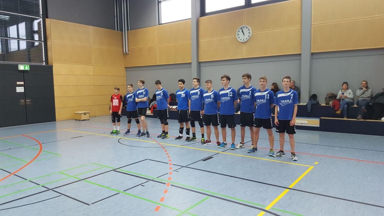 U20-2 verpasst Qualifikation zur Hessenmeisterschaft