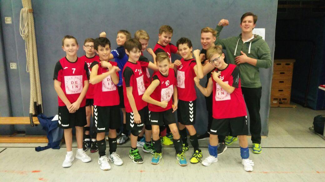 U14-2 für Hessenmeisterschaft qualifiziert