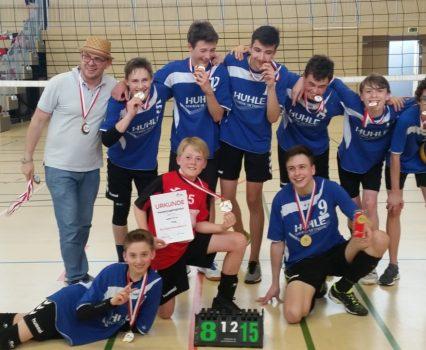 U15m Hessenmeisterschaft und U18m HJP