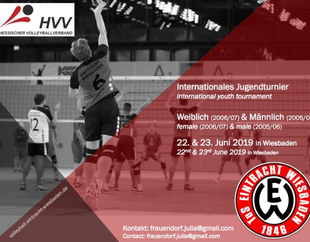 Internationales Turnier im Juni