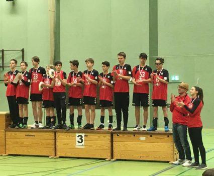 U16m wird 3. bei der Hessenmeisterschaft