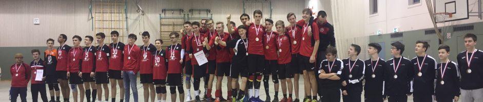 U18m wird Dritter bei der Südwestdeutschen Meisterschaft