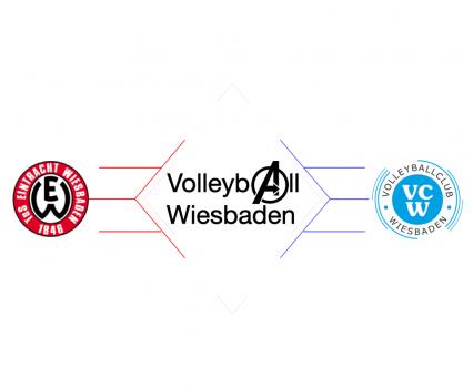 Gemeinschafts-Team mit dem VCW
